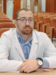 Заведующий отделением Илья Леонидович Черниковский